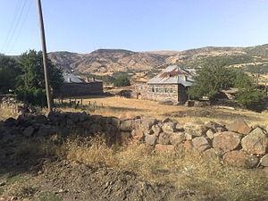 Karakoçan Dumluyazı Köyü Resimleri 1