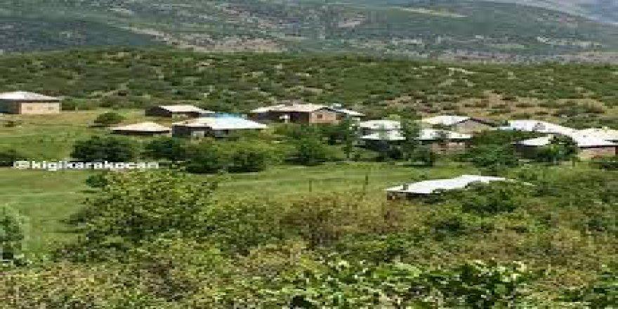 Karakoçan İsabey Köyü Resimleri