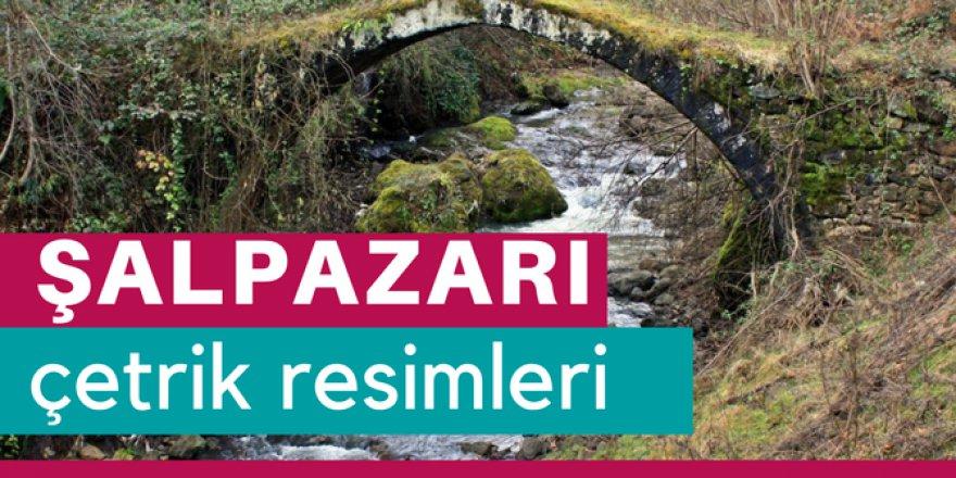 Şalpazarı Çetrik Köyü Resimleri