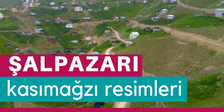 Şalpazarı Kasımağzı Köyü Resimleri