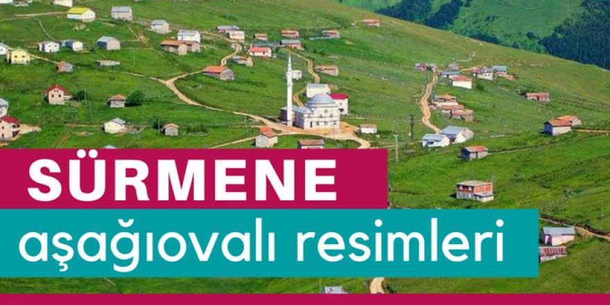 Sürmene Aşağıovalı Köyü Resimleri