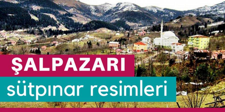Şalpazarı Sütpınar Köyü Resimleri