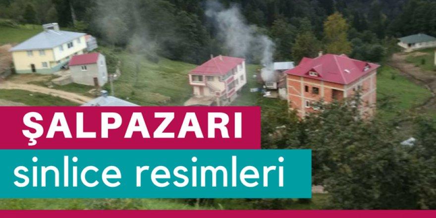 Şalpazarı Sinlice Köyü Resimleri
