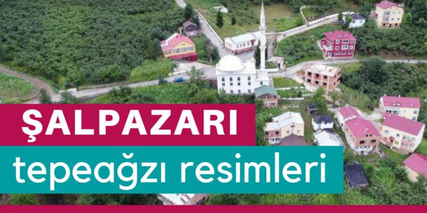 Şalpazarı Tepeağzı Köyü Resimleri
