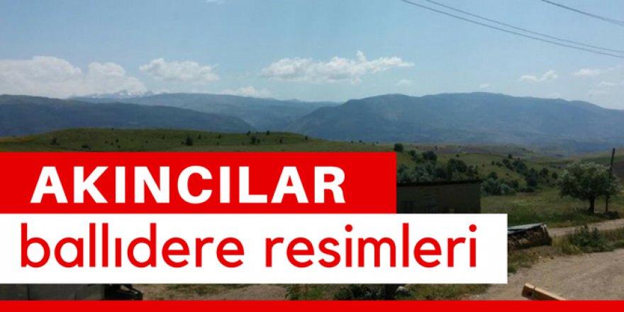 Akıncılar Ballıdere Köyü Resimleri