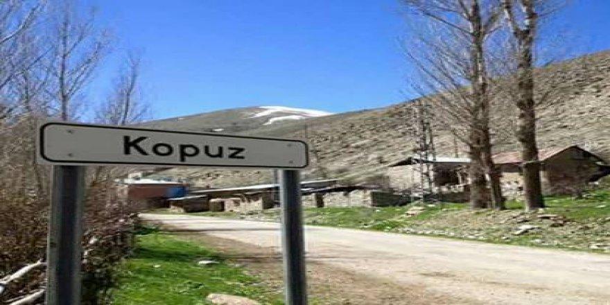 Bayburt Kopuz Köyü Resimleri