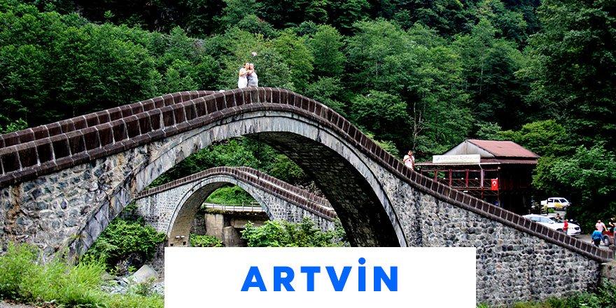 Artvin Köyleri Resimleri Sitemize Eklendi