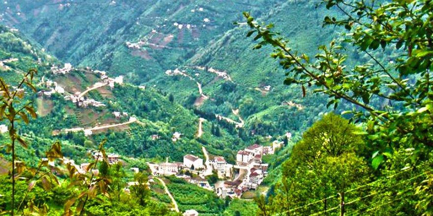 Yomra Özdil Köyü Resimleri