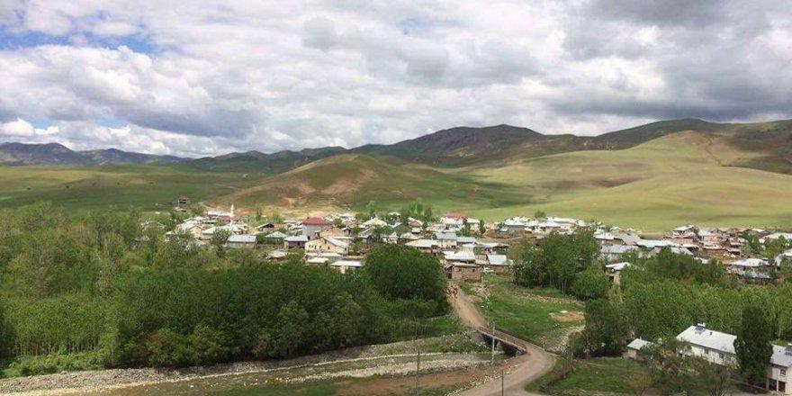 Muş Yukarıyongalı Köyü Resimleri