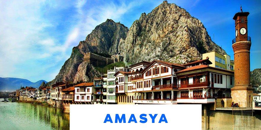 Amasya Köyleri Resimleri Sitemize Eklendi