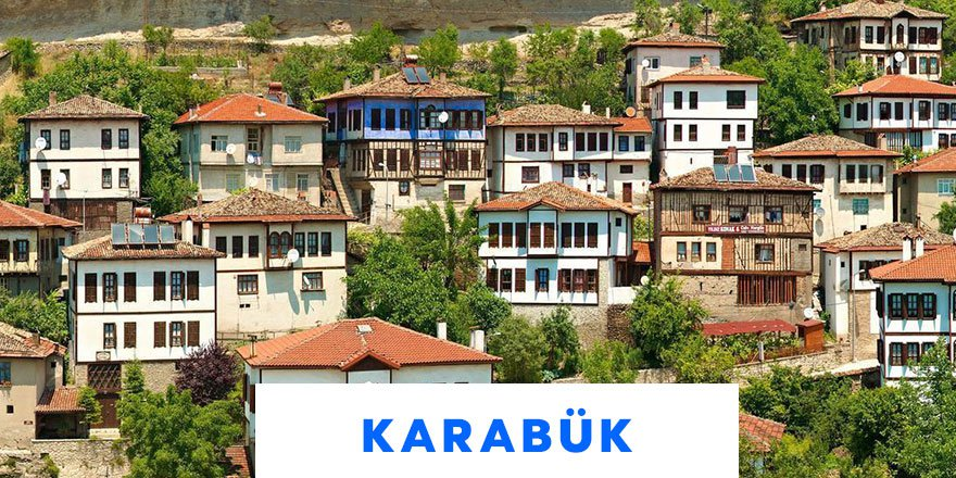 Karabük Köyleri Resimleri Sitemize Eklendi