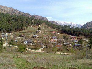 Adana Pozantı Çamlıbel Köyü Resimleri