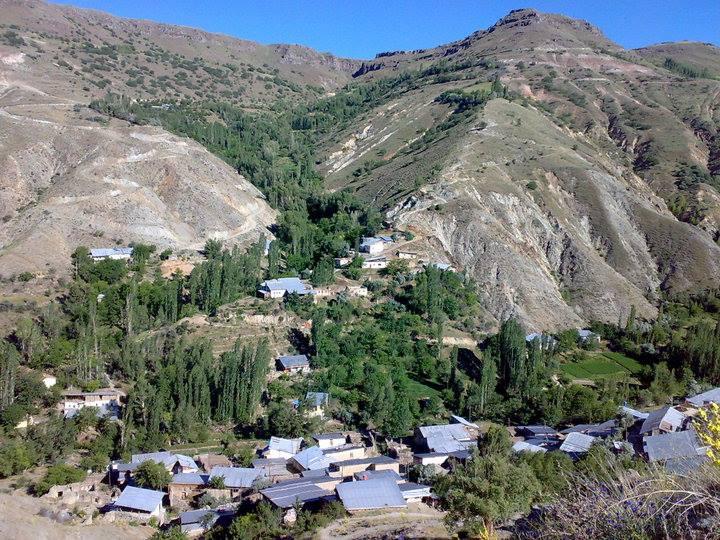 Divriği Soğucak Köyü Resimleri 1