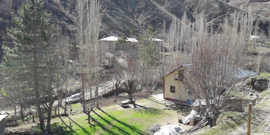Divriği Soğucak Köyü Resimleri