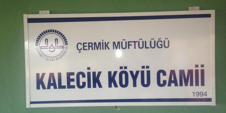 Çermik Kalecik Köyü Resimleri