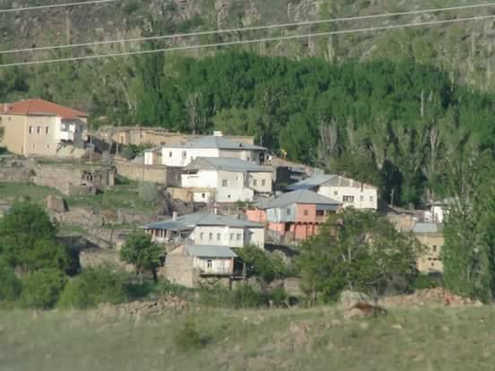 Divriği Yerliçay Köyü Resimleri 1