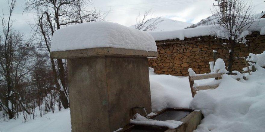 Doğanşar Kıpçak Köyü Resimleri