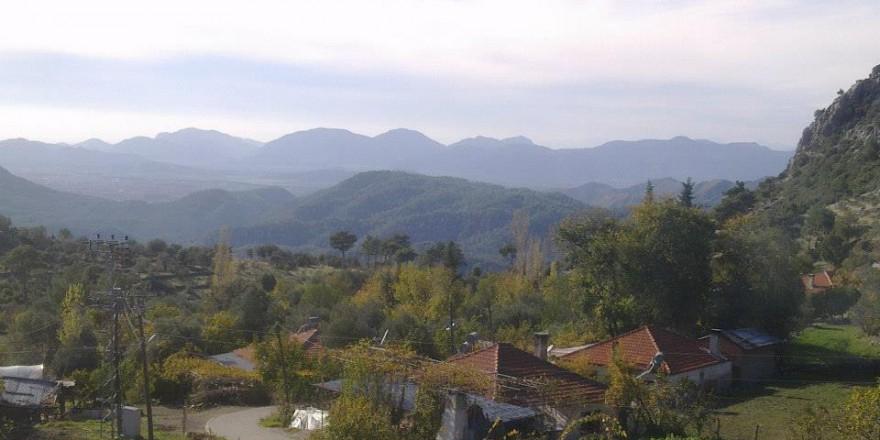Dalaman Kızılkaya Köyü Resimleri
