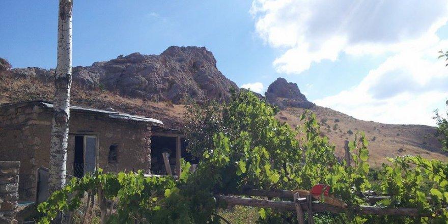 Gemerek Kartalkaya Köyü Resimleri