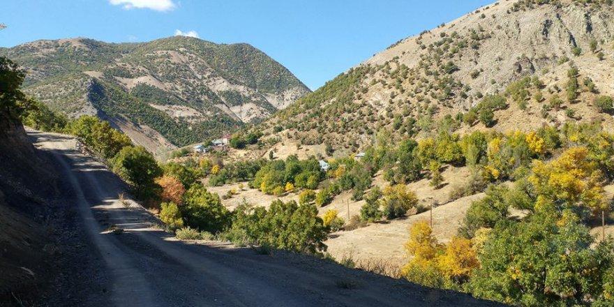 Nazımiye Ballıca Köyü Resimleri