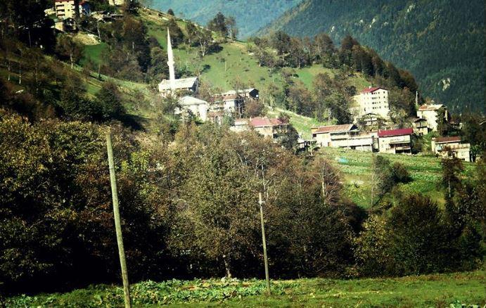 İkizdere Rüzgarlı Köyü Resimleri 1