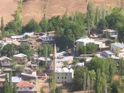 Hafik Alibeyli Köyü Resimleri 1