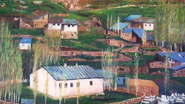 Hafik Bayıraltı Köyü Resimleri 1