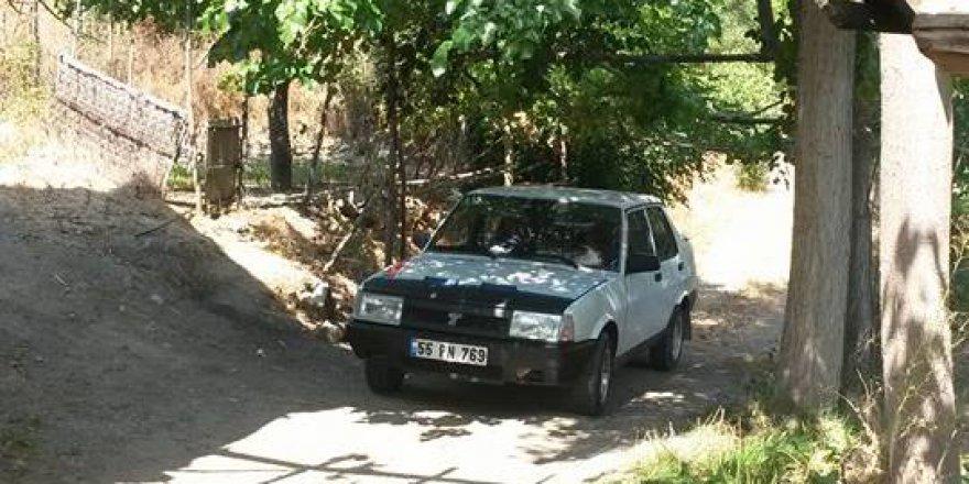 Havza kaleköy Köyü Resimleri