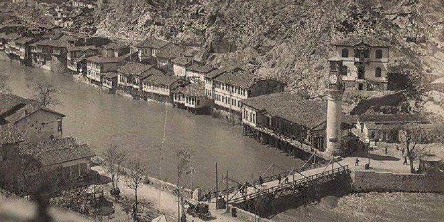 Amasya Eski Resimler | Dünden Bugüne Amasya