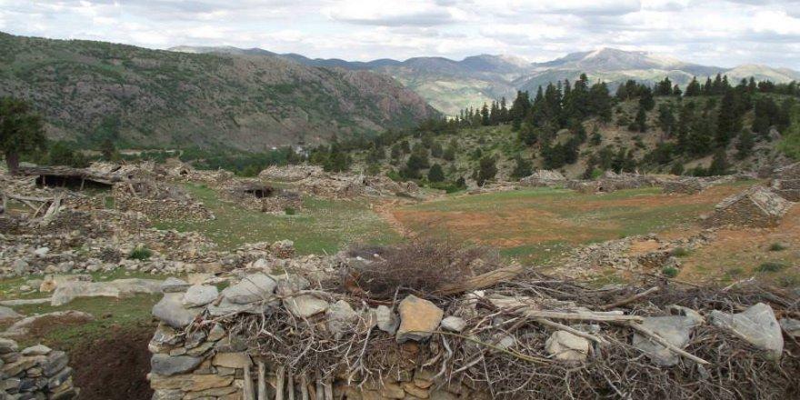 Hadim Dedemli Köyü Resimleri