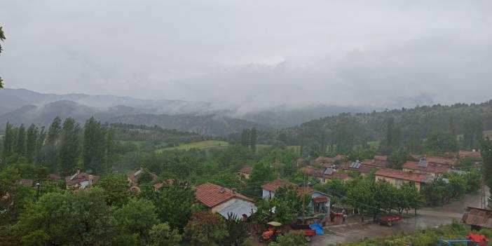 Nallıhan Ericek Köyü Resimleri