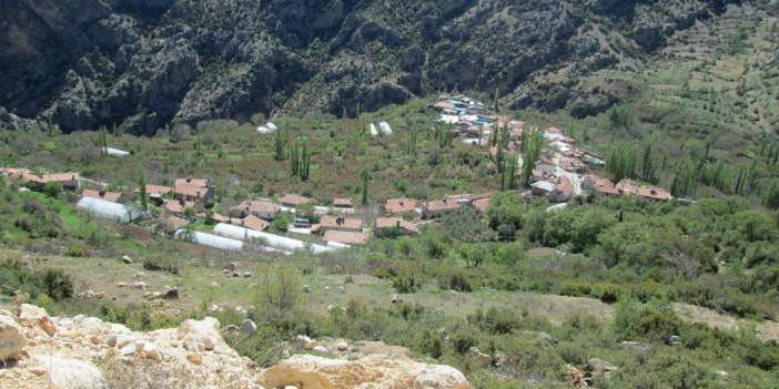 Karaman Narlıdere Köyü Resimleri