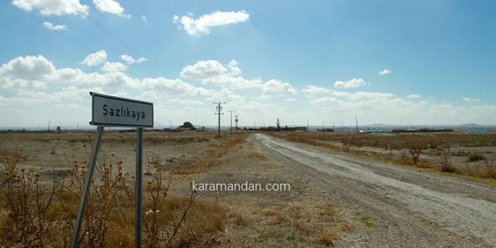 Karaman Sazlıyaka Köyü Resimleri