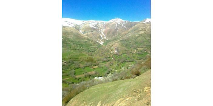 Bahçesaray Çatbayır Köyü Resimleri