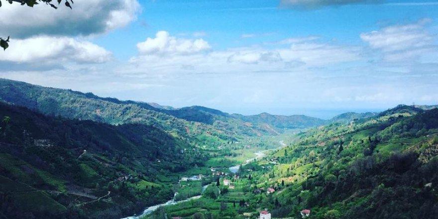 Fındıklı Aslandere Köyü Resimleri