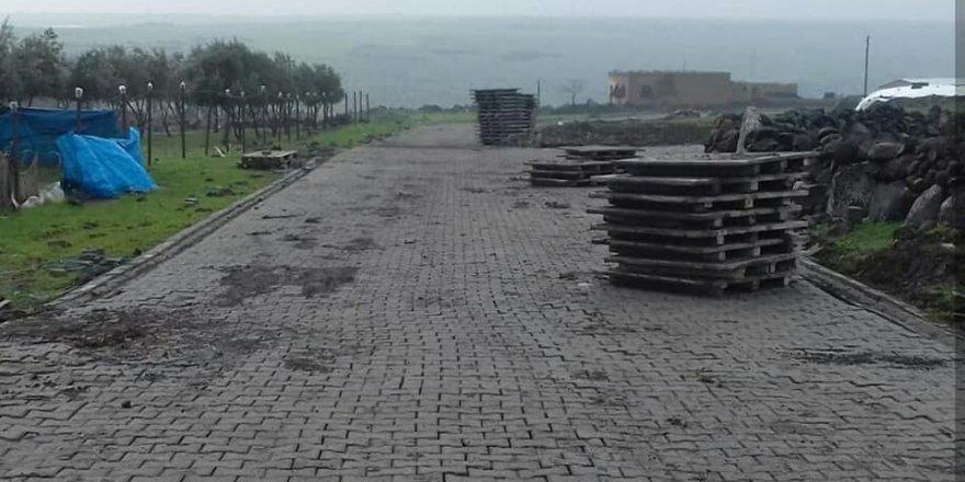 Derik Issız Köyü Resimleri