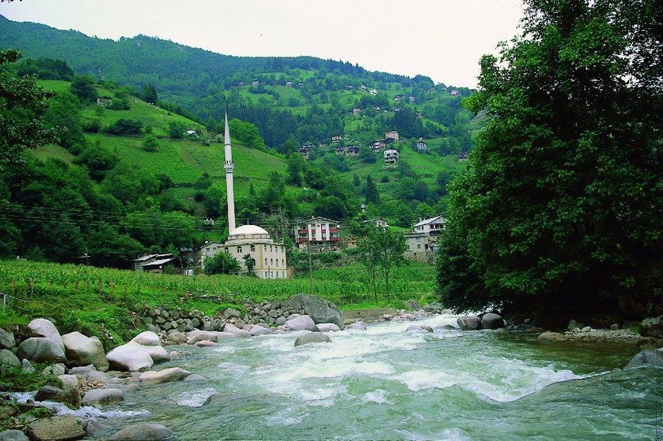 İkizdere Dereköy Köyü Resimleri 1