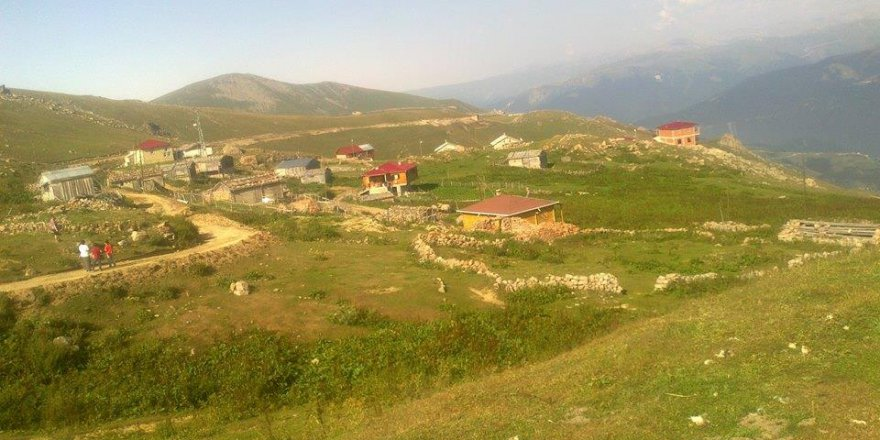 İkizdere Diktaş Köyü Resimleri