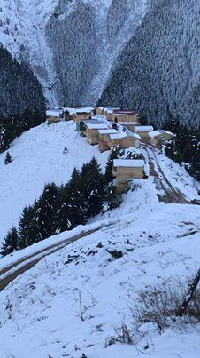 İkizdere Eskice Köyü Resimleri 1
