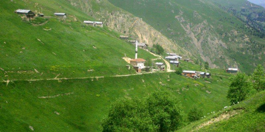 İkizdere Eskice Köyü Resimleri