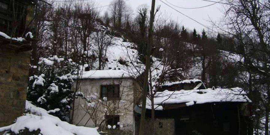 İkizdere Ihlamur Köyü Resimleri