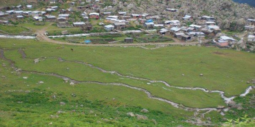 İkizdere Kama Köyü Resimleri