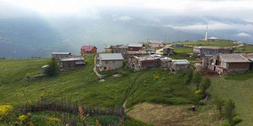 İkizdere Meşeköy Köyü Resimleri