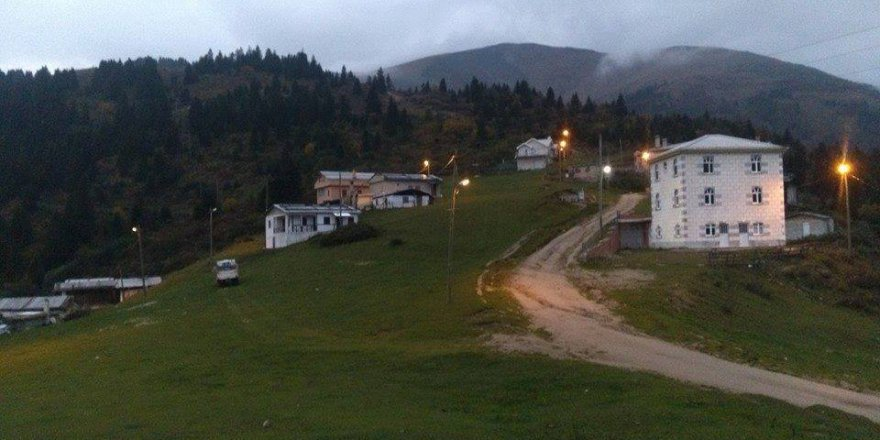 İkizdere Tozköy Köyü Resimleri
