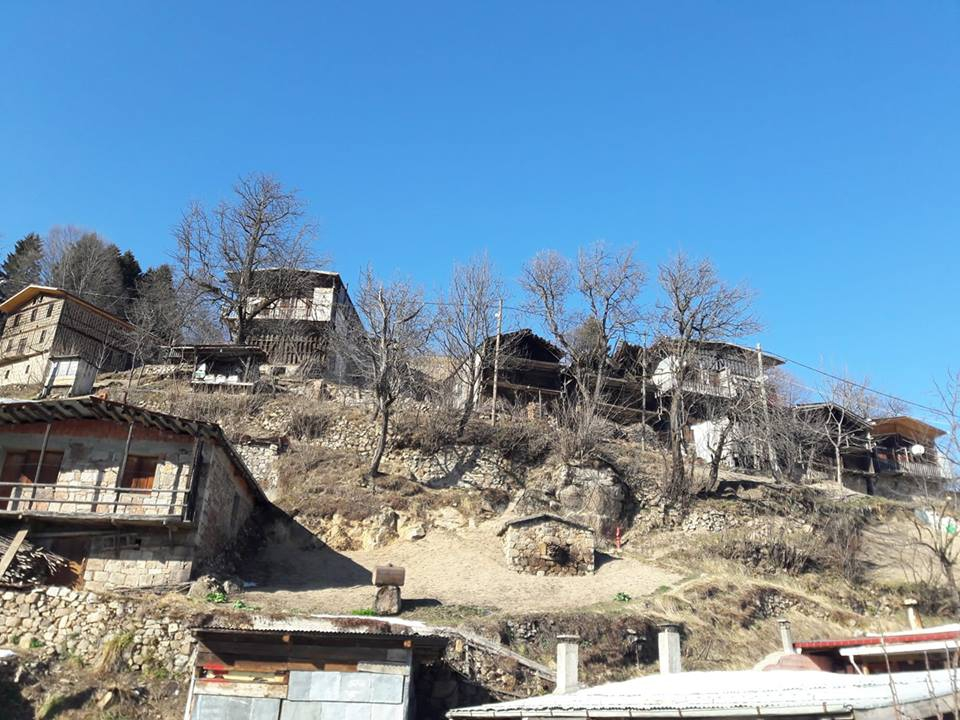 İkizdere Yerelma Köyü Resimleri 1