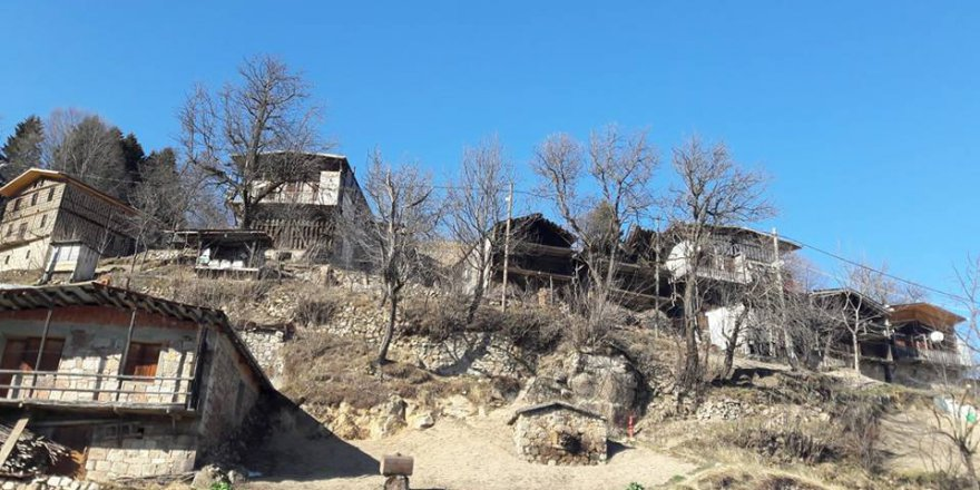 İkizdere Yerelma Köyü Resimleri