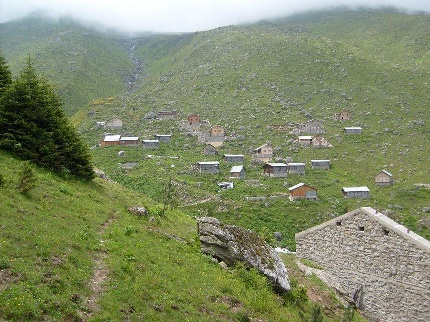 İkizdere Yetimhoca Köyü Resimleri 1