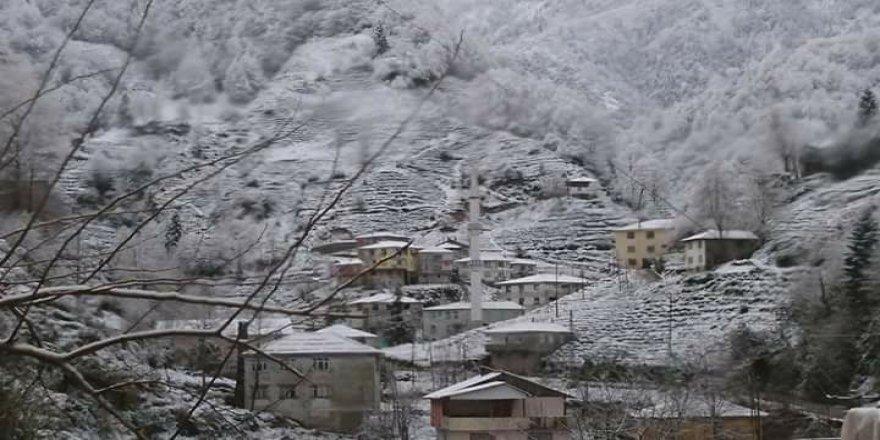 Kalkandere Esendere Köyü Resimleri