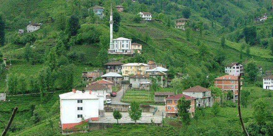Kalkandere Fındıklı Köyü Resimleri