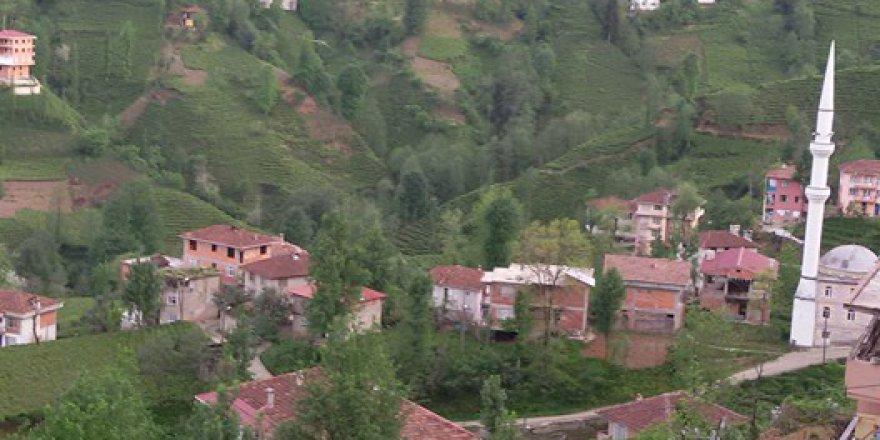 Kalkandere Yeniköy Köyü Resimleri